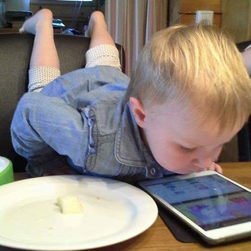 A Digital Native?